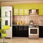 Какого цвета выбрать кухонный гарнитур