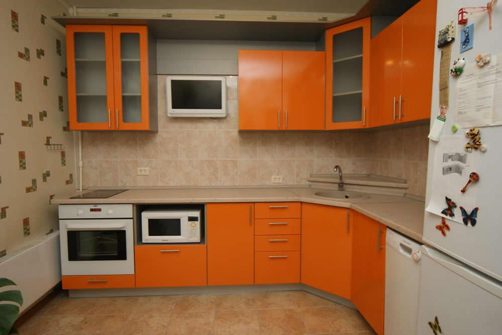 Дизайн кухни эконом класса 65 фото классных идей