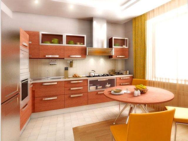 Интерьер кухни по Фэн-шуй
