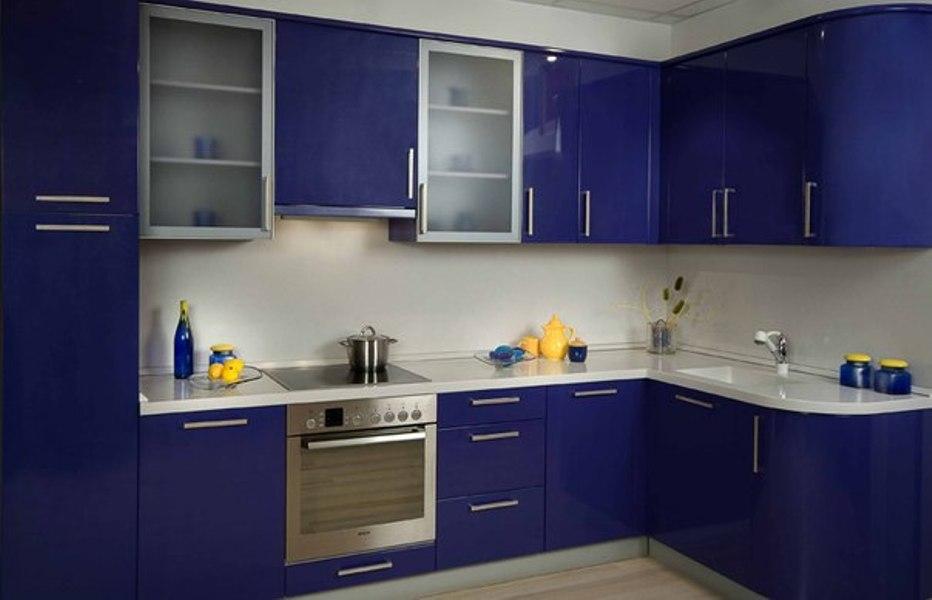 цвета кухонных гарнитуров фото