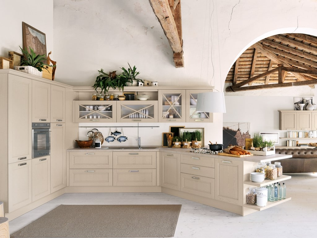 Современные итальянские кухни