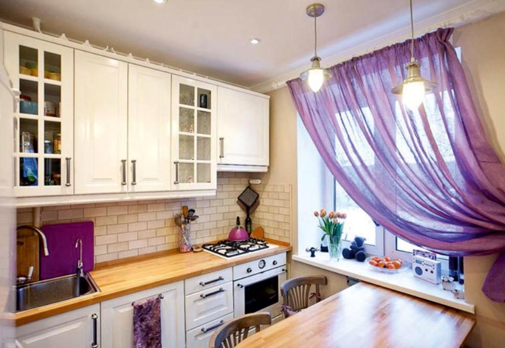 Интерьер кухни в квартире