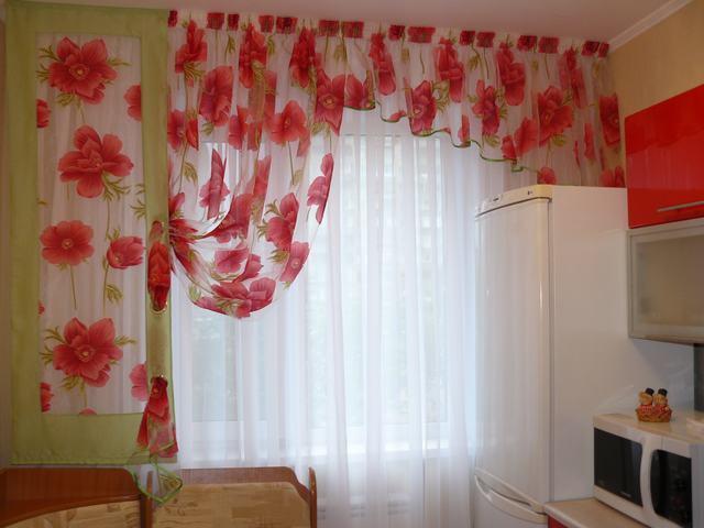 шторы на кухню фото новинки