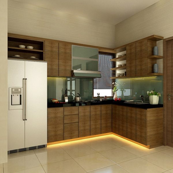 Интерьер маленькой кухни - 35 фото идей дизайна