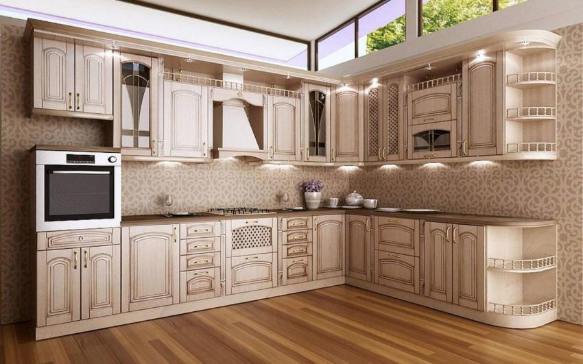 Кухни с патиной: варианты создания декора и советы по сочетаниям цвета