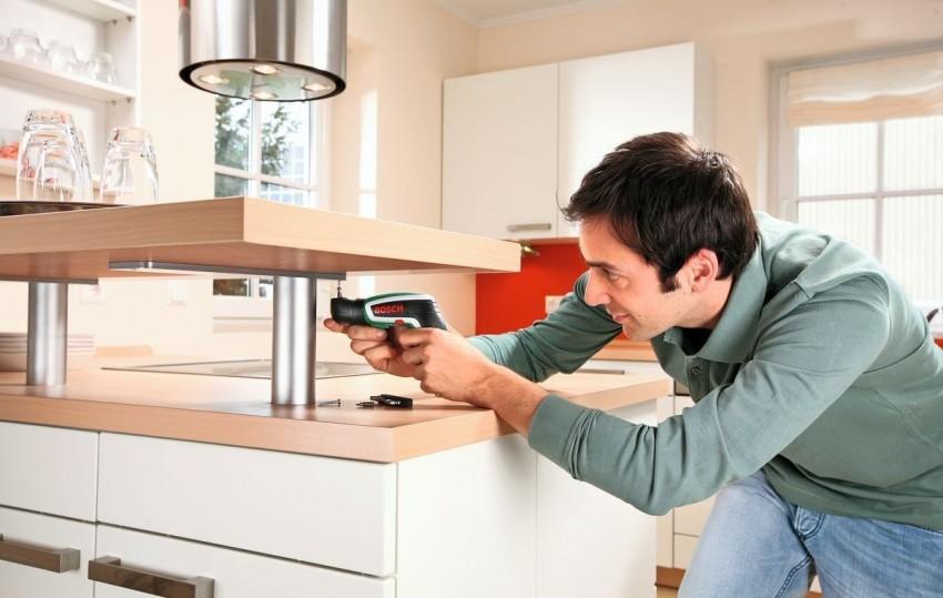 Монтаж кухни: пошаговая инструкция как установить своими руками (100 фото)
