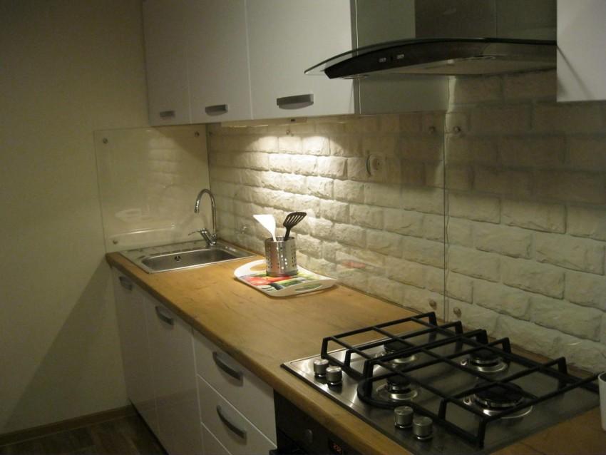 Ремонт маленькой кухни - примеры реальных интерьеров и особенности их реализации своими руками