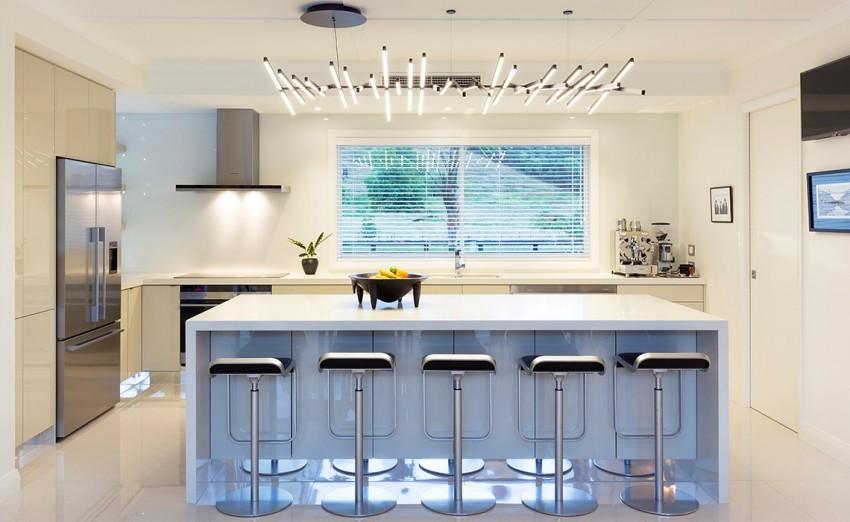 Дизайн кухни: самые удачные современные идеи оформления интерьера (105 фото)