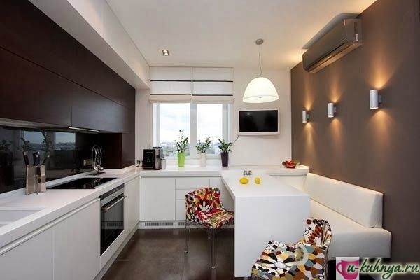 кухня в современном стиле дизайн фото