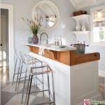 барные стулья для кухни из дерева