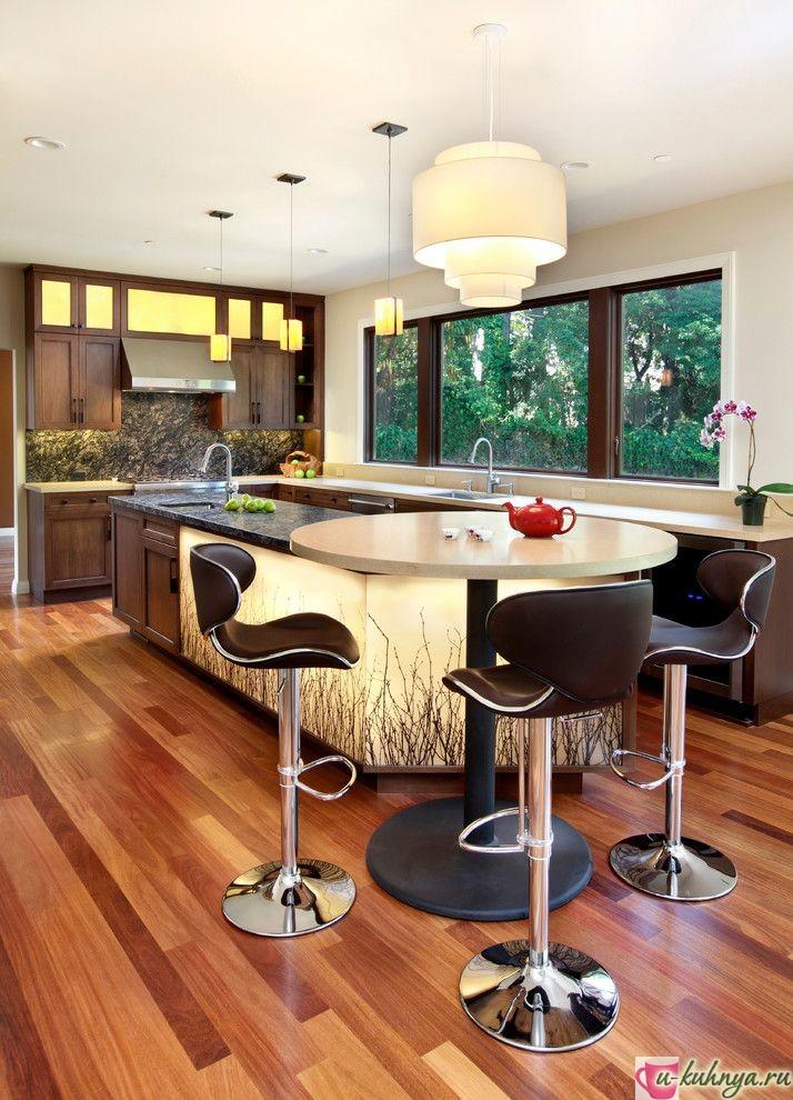 стулья для барной стойки на кухне