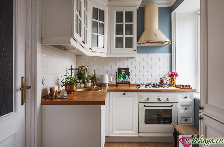 оформление кухни в стиле кантри