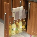 как правильно повесить рейлинги на кухне