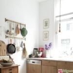 как правильно установить рейлинги на кухне