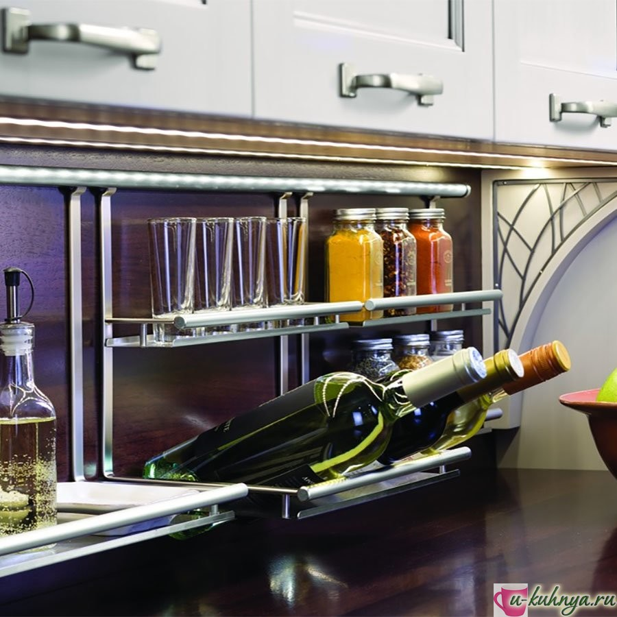 аксессуары для кухни рейлинги и навесное