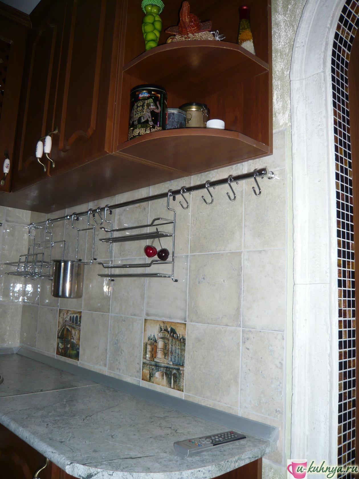 рейлинги на стену для кухни