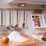 как повесить рейлинги на кухне видео