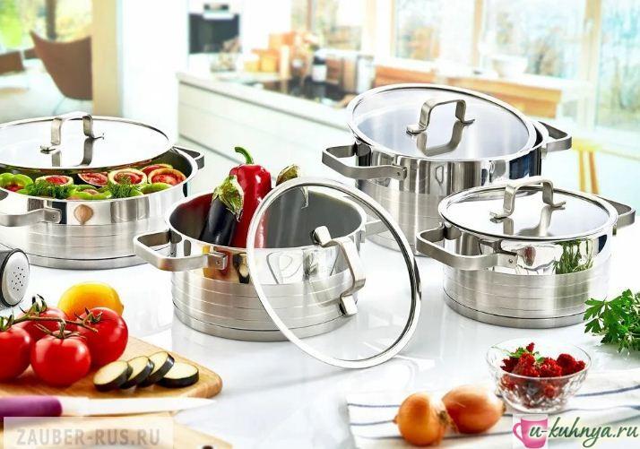 Новые технологии и кухонная посуда