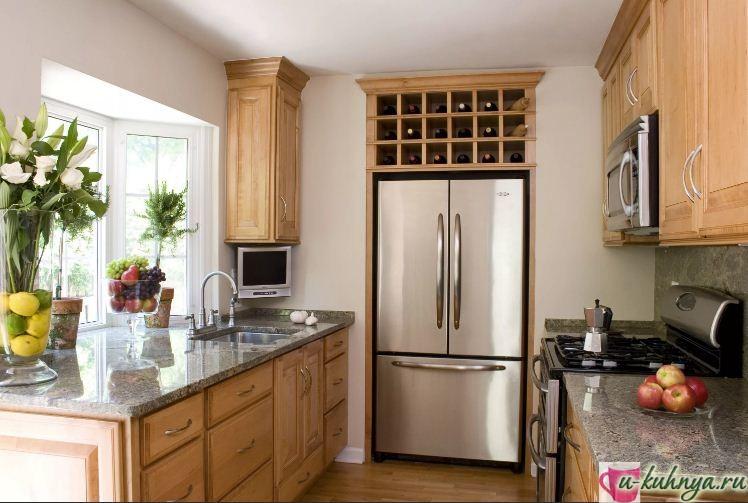 Обустройство кухни. Виды кухонь