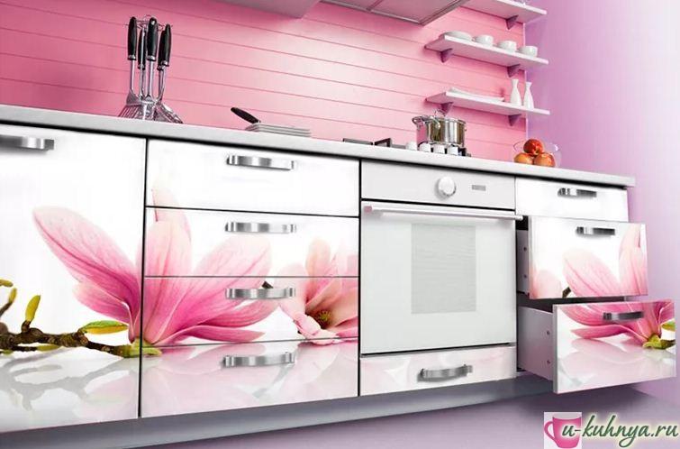 Выбор материалов для изготовления кухонь
